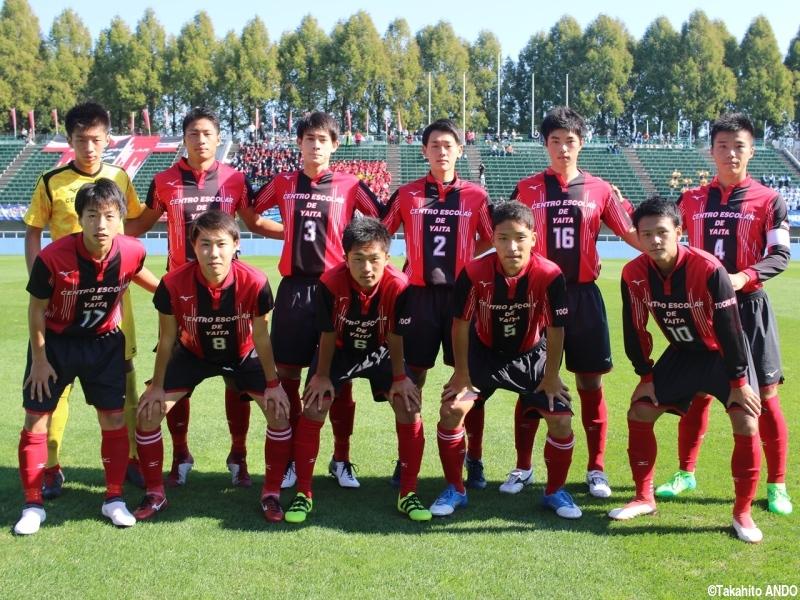 山辺 高校 サッカー 部